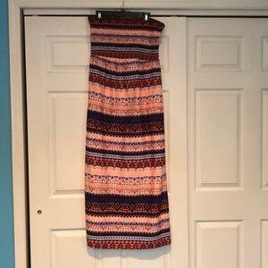Charlotte Russe Maxi Dress size XL